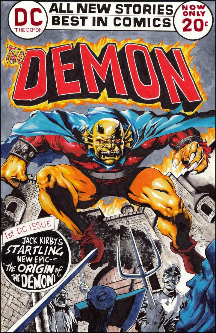 Demon by orphanshadow