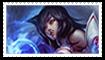 Ahri stamp test by Metaltorghan