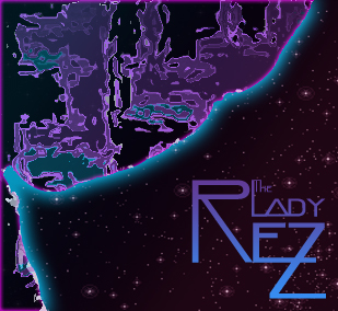 the Lady Rez cover 1 by theLadyRez