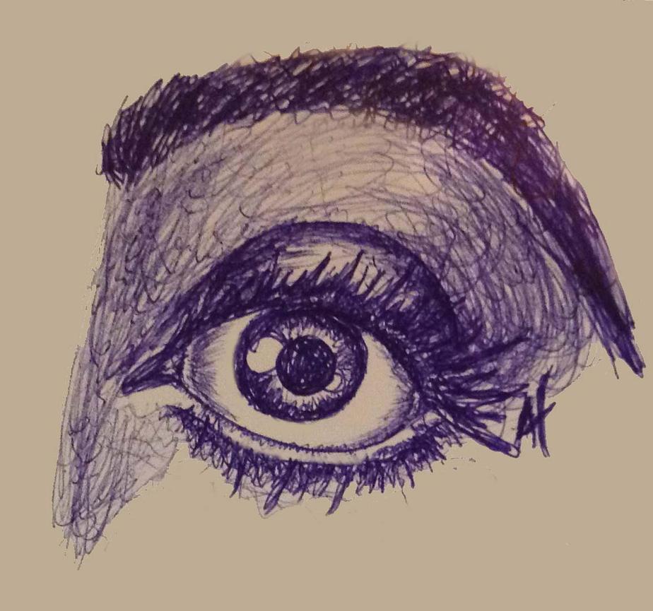 Eye of Destined Sanction by theLadyRez