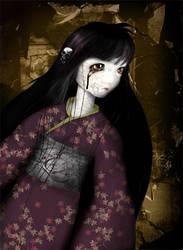 Cursed doll by Leagas