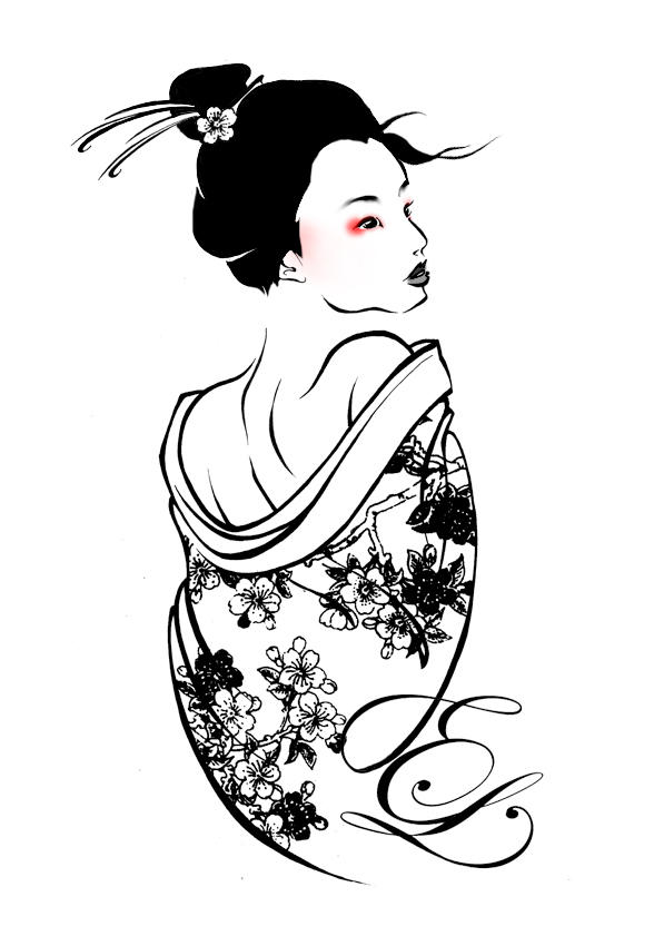 Geisha by Leagas