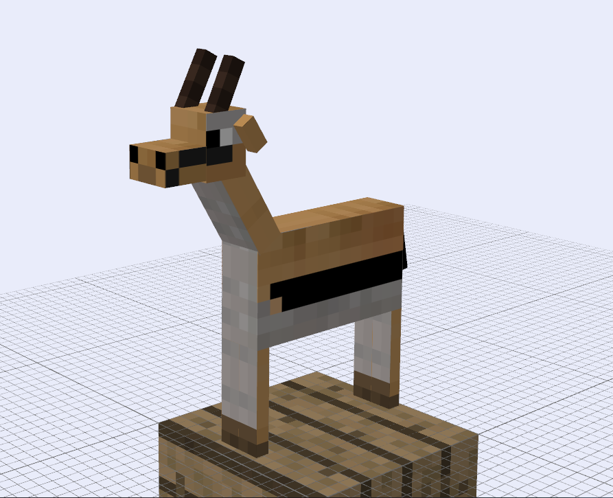 how to find an animal on minecraft