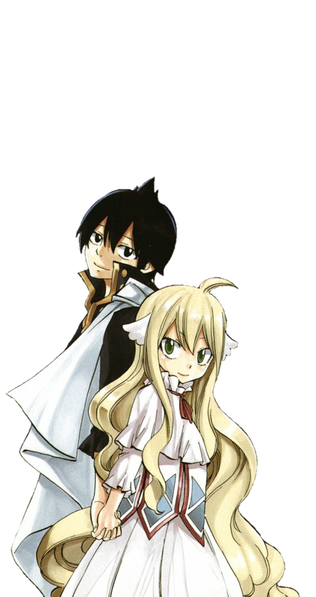 relationship between zeref and mavis gender