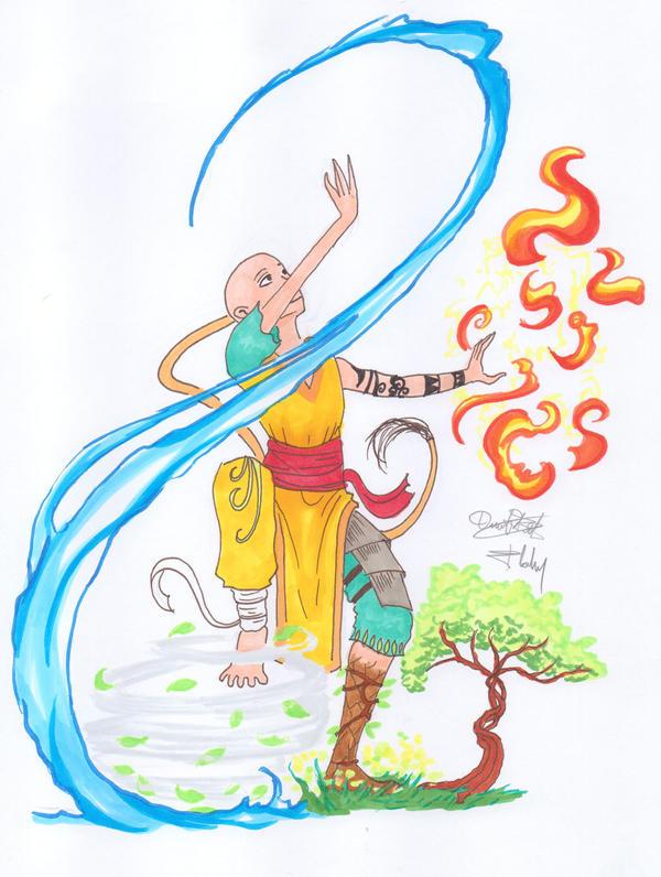 Bending Master by Ildur