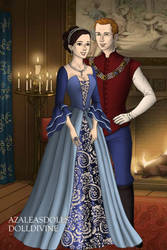 Their Royal Highness Duke and Duchess of Cambridge by KaitoShionSexiness