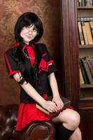 Saya Kisaragi School Uniform by jurisdictia