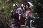 In the magic forest by jurisdictia