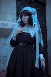 street styled nun