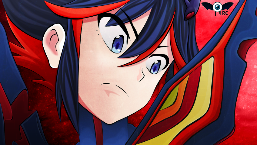 Matoi Ryuko by retinascrew
