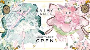[ADOPTABLE] Fairy Dance -OPEN-