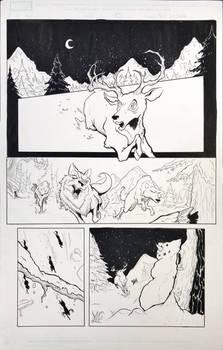 Wolverine origins pg1