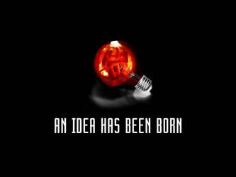 AN IDEA HAS BEEN BORN by dlsooklb