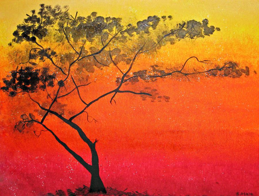 Untamed Sunset by StudioRhapsody