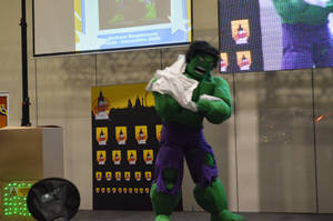 LSCC 2014 Masquerade Hulk by Lady-Avalon