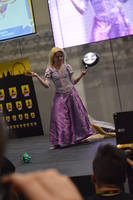 LSCC 2014 Masquerade Rapunzel by Lady-Avalon