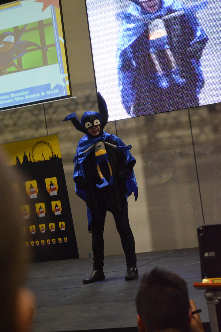 LSCC 2014 Masquerade Bat-mite by Lady-Avalon