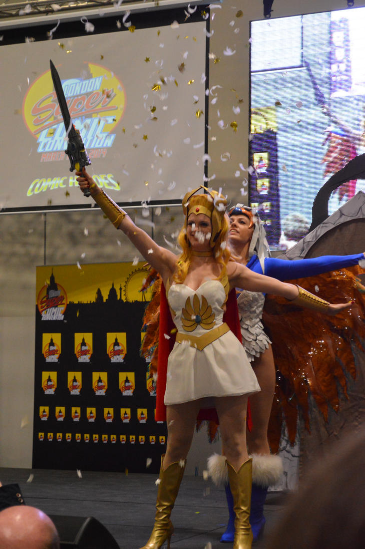 LSCC 2014 Masquerade She-Ra by Lady-Avalon