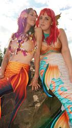 Mermaid SeaStars by HFXmermaid