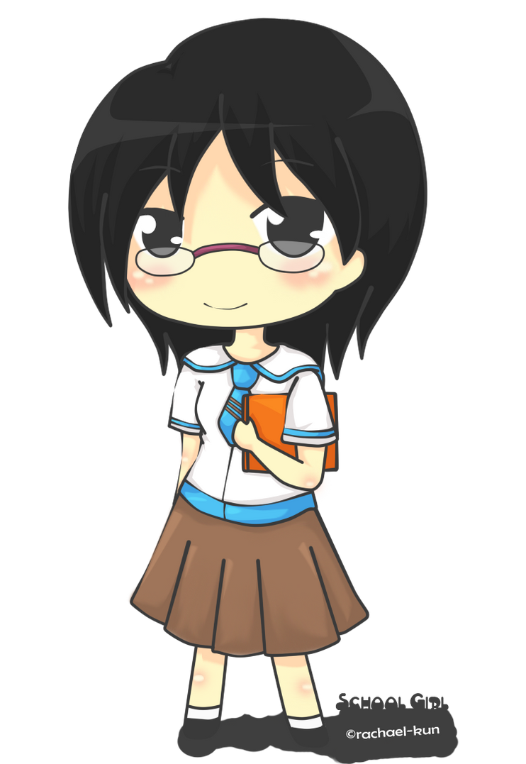 Chibi School Boy | www.pixshark.com - Images Galleries ...