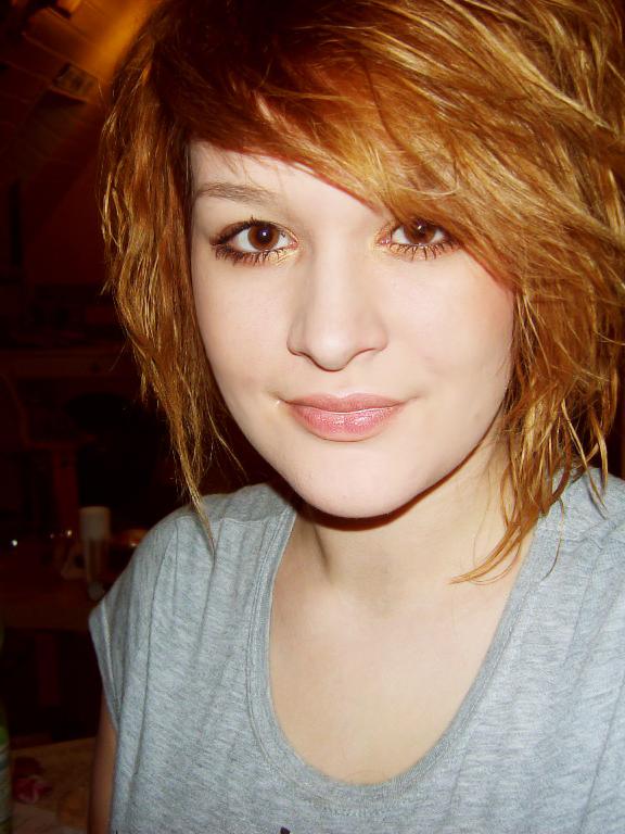 Fake Short Hair