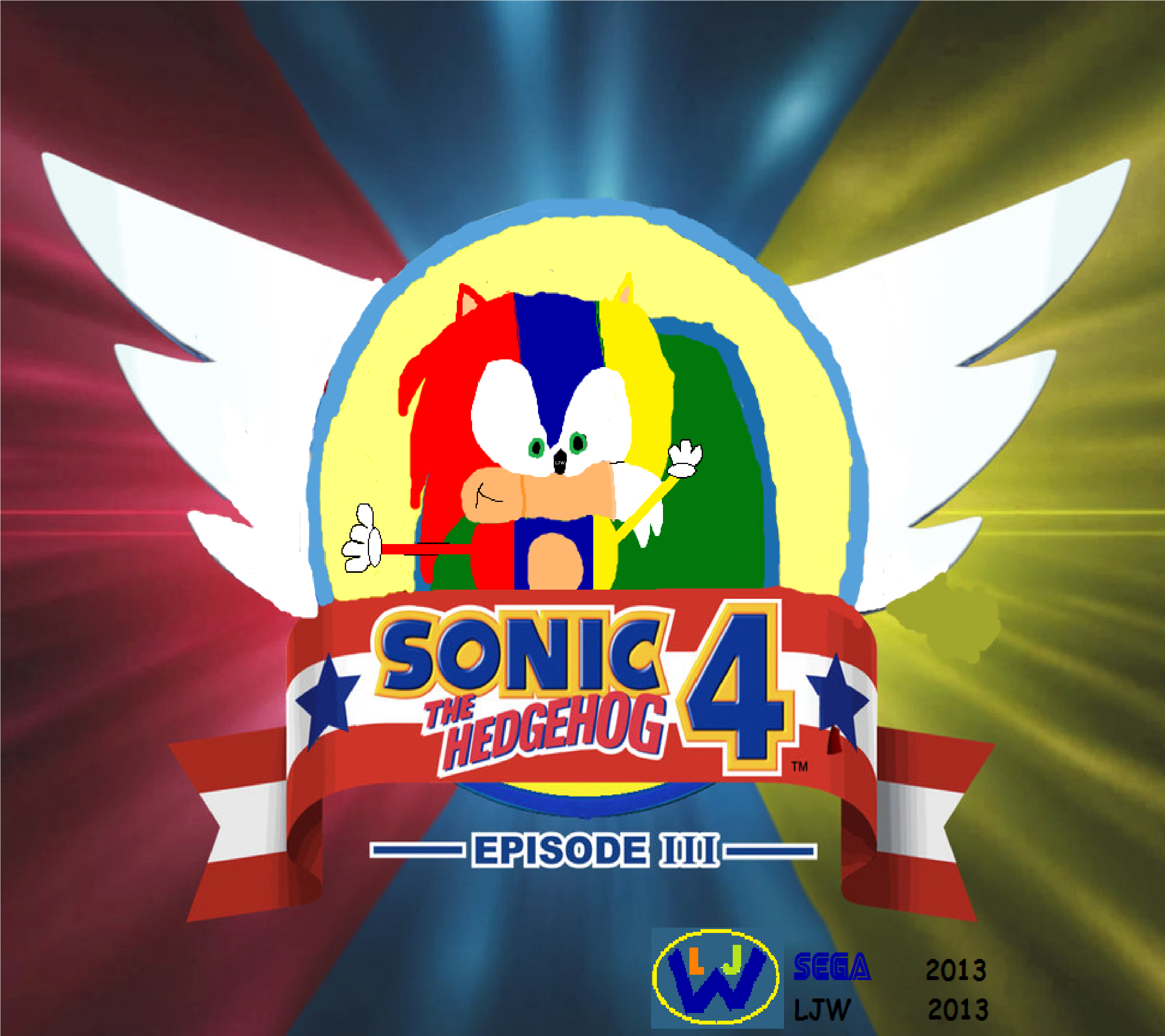sonic 4 episode 3 combine by lewwhiitehead on deviantart. Black Bedroom Furniture Sets. Home Design Ideas