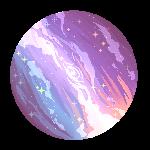 Pastel Planet by Ellteo