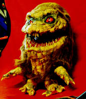 Critter from Critters by jputman