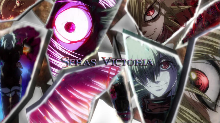 Hellsing Ultimate // Seras Victoria \ Wallpaper by ...