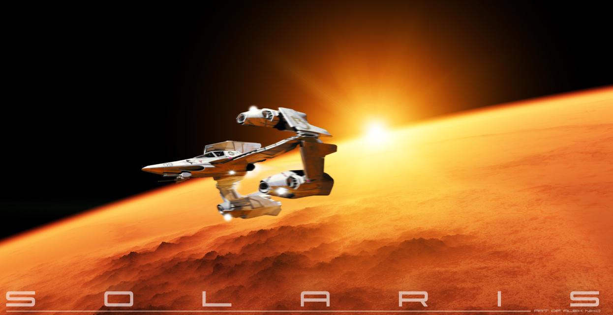 Solaris by AlexNIKO