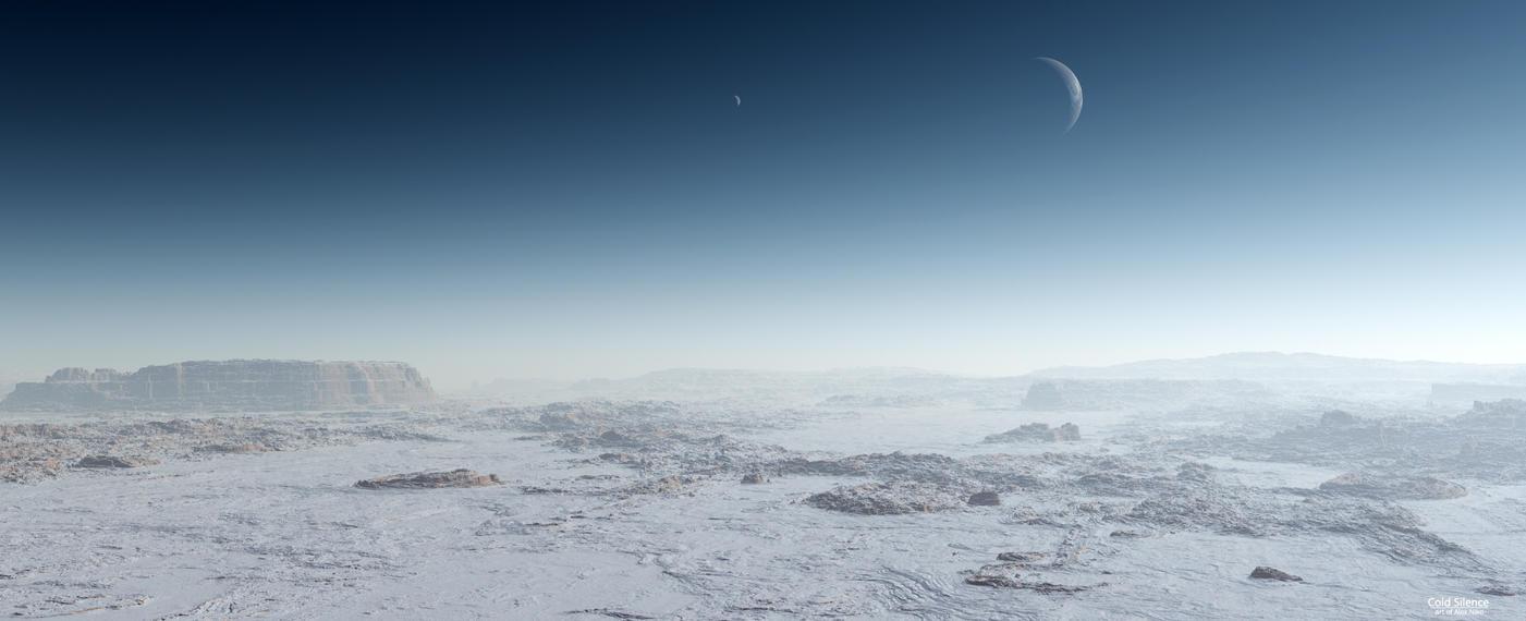 Cold Silence by AlexNIKO