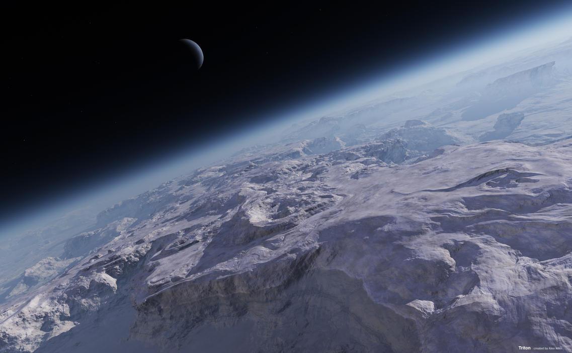 Triton by AlexNIKO