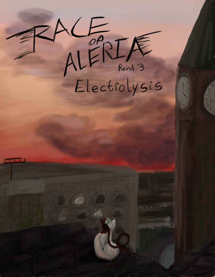 RoA-Electrolysis Cover by Ramvling