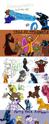 CM Iscribble Party by Ramvling