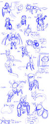 Sketches by Ramvling