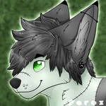 Wolf Icon Commission