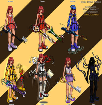 DF contest - kairi compilation by darksorasan