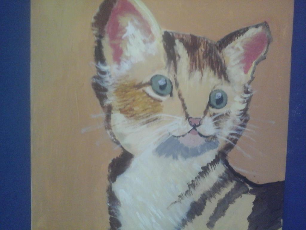 cat by Luka267