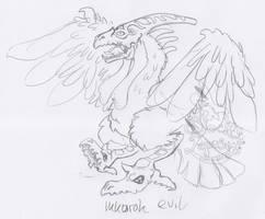 Ikkurok evil by Black-Lepus