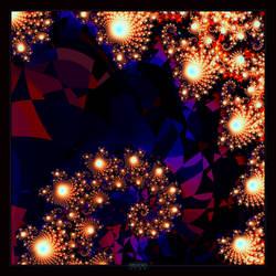 Starfishes by mehrdadart
