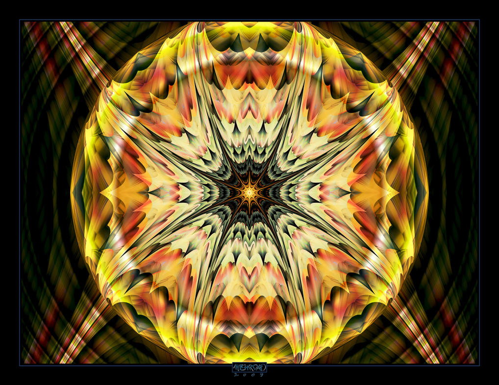 The World's Eye by mehrdadart