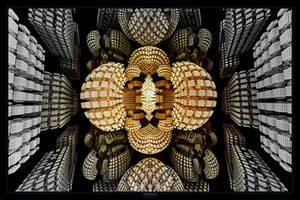 Spirit Molecule by mehrdadart