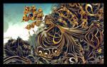 Golden Wheat by mehrdadart
