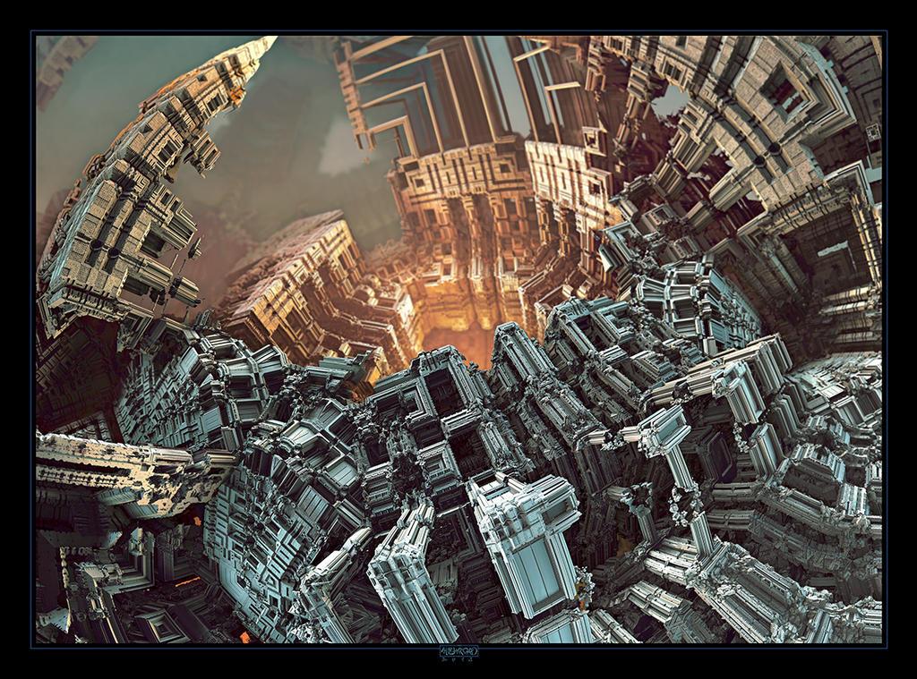 Industrial Redemption by mehrdadart