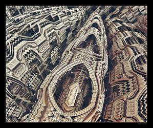 Dragon Canal by mehrdadart