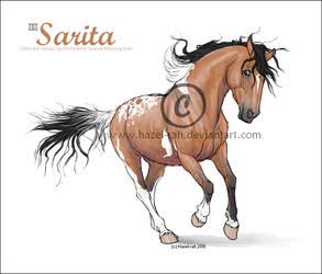 DD Sarita by Hazel-rah