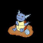 Pokemon-A-Day: #008 Wartortle