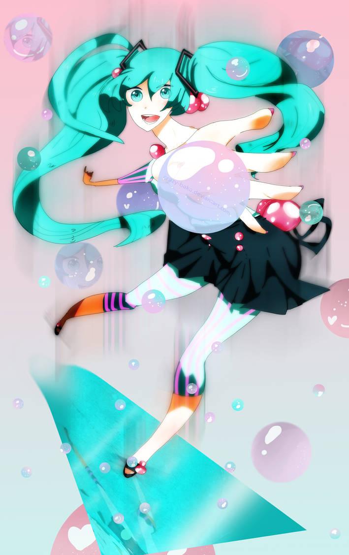 Miku Bubble Pop