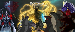 Godzilla: War for The Planet of The Monsters (cov)