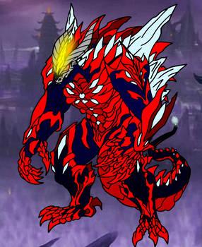 Godzilla: The Atarian Saga - Emperor Astronimus